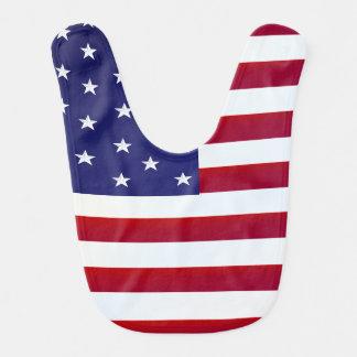 Glória-América velha Babadores Para Bebes