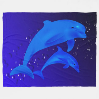 Golfinho Cobertor De Velo