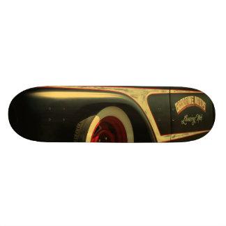 Goodtimes viaja de automóvel o caminhão de Hotrod  Shape De Skate 18,1cm