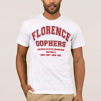 Gopher de Florença Tshirts