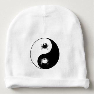 Gorro Para Bebê Caranguejos de Yin Yang