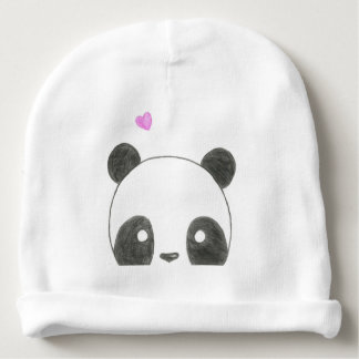 Gorro Para Bebê Chapéu do Beanie do bebê da panda