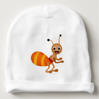 Gorro Para Bebê Formiga bonito