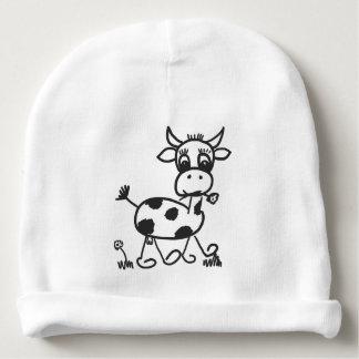 Gorro Para Bebê Funny Little Cow - gorro sabe