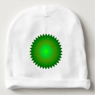 Gorro Para Bebê Geo'. verde