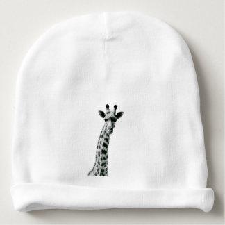 Gorro Para Bebê Girafa