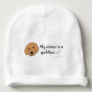 Gorro Para Bebê golden retriever