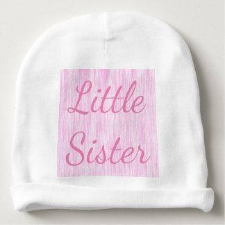 Gorro Para Bebê Irmã mais nova