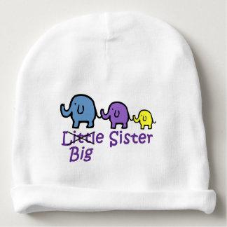 Gorro Para Bebê Irmã mais velha