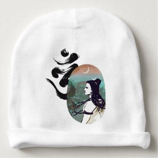 Gorro Para Bebê Lua Shiva de aumentação