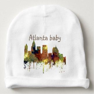 Gorro Para Bebê Lustre do SG-Safari da skyline de Atlanta Geórgia