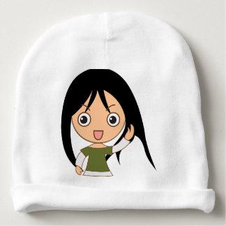 Gorro Para Bebê Menina dos desenhos animados - chapéu das meninas