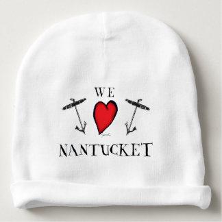 Gorro Para Bebê nós amamos o nantucket