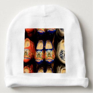 Gorro Para Bebê Obstruções pintadas de madeira, Holland