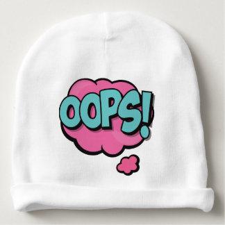 Gorro Para Bebê oops chapéus