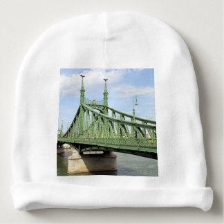 Gorro Para Bebê Ponte da liberdade, Budapest, Hungria