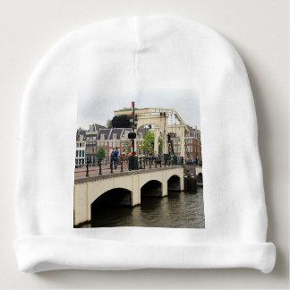 Gorro Para Bebê Ponte magro, Amsterdão, Holland