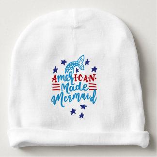 Gorro Para Bebê Sereia feita americana. Provérbios bonitos