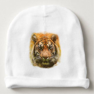 Gorro Para Bebê Tigre