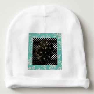 Gorro Para Bebê Vintage_Babies (c) Pattern's_Mixed_VGBF velho