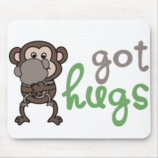 Got hugs alfombrilla de raton