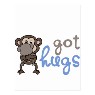 Got hugs postales