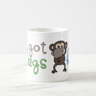 Got hugs taza de café
