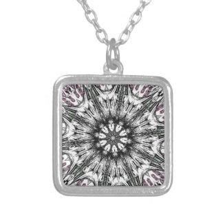 Gótico no caleidoscópio do coração bijuterias personalizadas