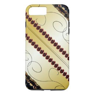 Gótico ornamentado extravagante Dressy Steampunk Capa iPhone 7 Plus