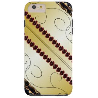 Gótico ornamentado extravagante Dressy Steampunk Capas iPhone 6 Plus Tough