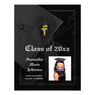 Graduação da foto da Faculdade de Medicina ou da e Convites Personalizados