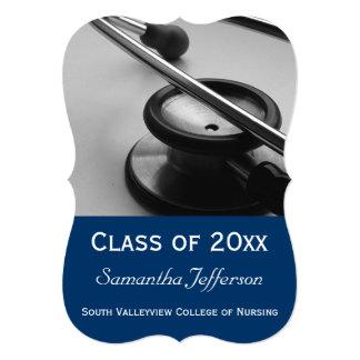 Graduação da foto dos cuidados da Faculdade de Convite