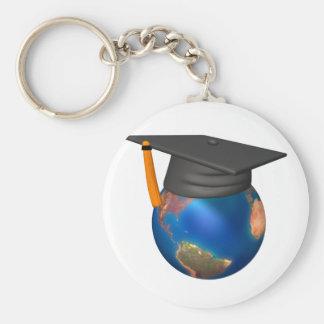 Graduação personalizada chaveiro