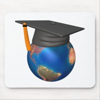 Graduação personalizada mouse pad