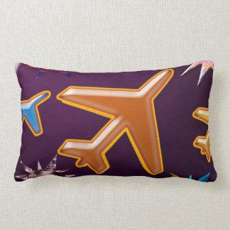 Gráficos de FineArt dos travesseiros decorativos Almofada Lombar
