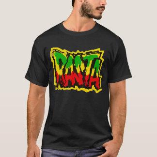 Grafites da reggae de Rasta Camisetas