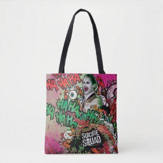 Grafites do caráter do palhaço do pelotão | do bolsa tote