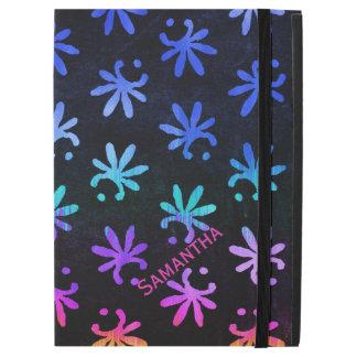 """Graident colorido Stars o pro caso do iPad Capa Para iPad Pro 12.9"""""""