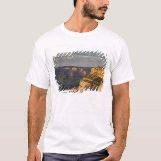 Grand Canyon da borda sul no por do sol, 3 T-shirts