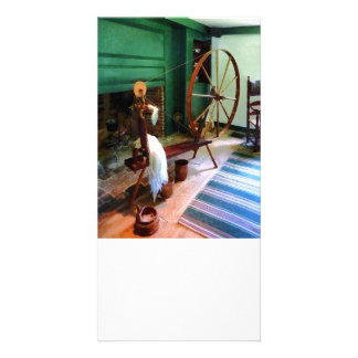 Grande roda de giro cartoes com fotos personalizados