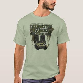 """Gravações """"armas da divisão de Dubstep da pancada T-shirt"""