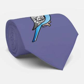 Gravata Azul de Birdorable Budgie