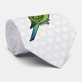Gravata Budgerigar de Birdorable
