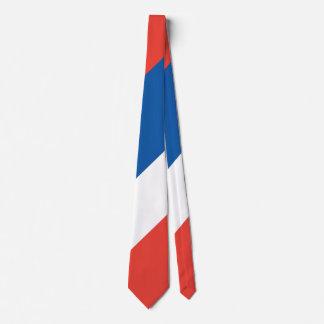 Gravata Francês Bandeira Le Tricolore 14 Juillet