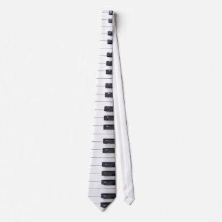 Gravata Laço bonito 1 do teclado de piano