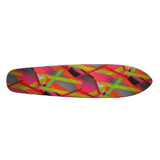 Grave a arte shape de skate 18,4cm