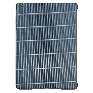 Grelha do metal capa para iPad air