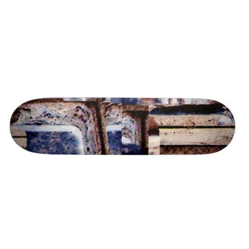 Grelha Skateboard