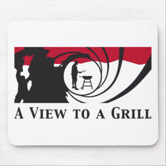 grelhas A view to a Mousepads