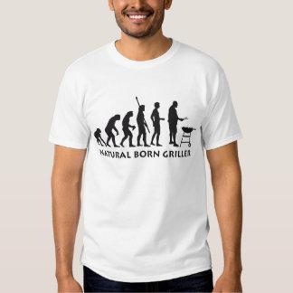 grelhas evolution tshirts